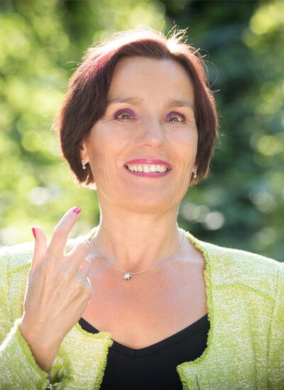Portrait Dr. Barbara Niedner