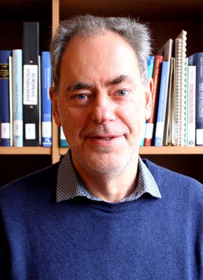 Portrait Dr. sc. Eckhard Priller