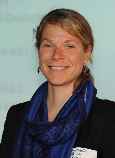 Portrait aus der Praxis: Friederike Junker