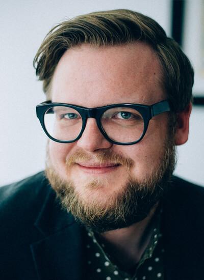 Portrait Henning Baden