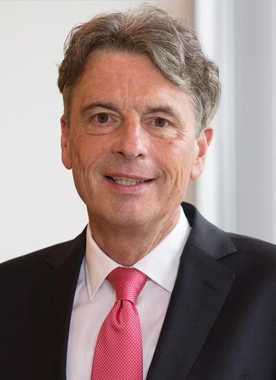 Portrait Wolfgang Reif