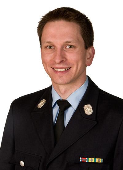 Portrait Benedikt Stuber