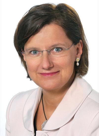 Portrait Prof. Dr. Doris Rosenkranz