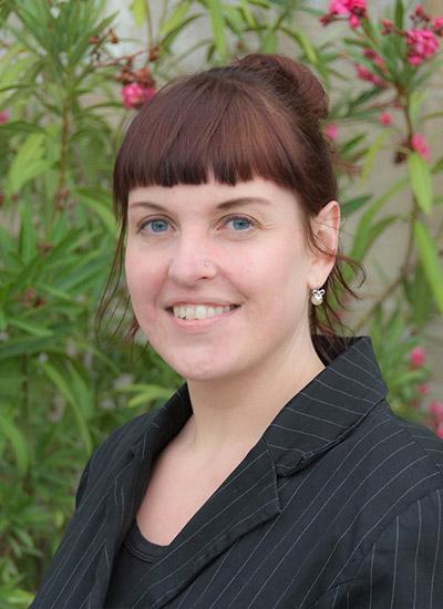 Portrait Dr. Mareike Mähler