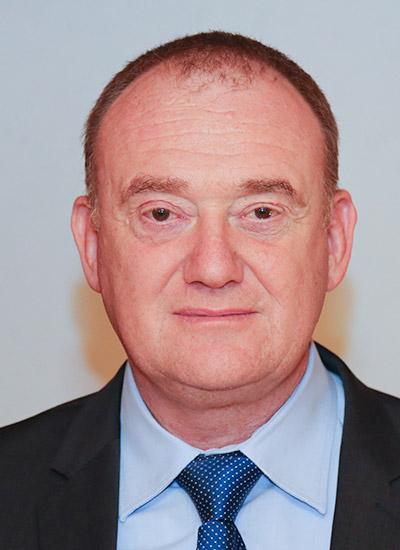 Portrait Gert Ernstberger