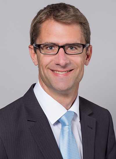 Portrait Prof. Dr. Andreas Englbrecht