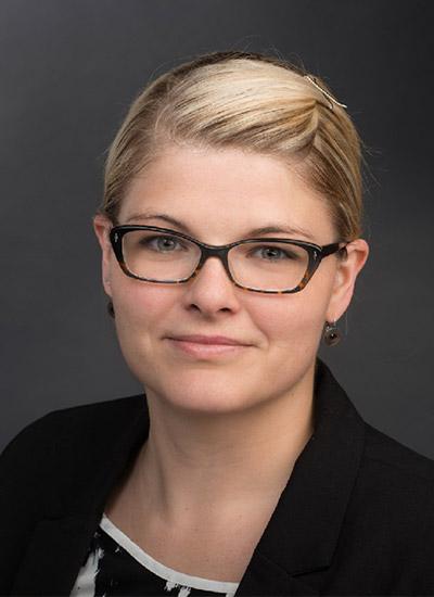 Portrait Moderation: Verena Blank-Gorki
