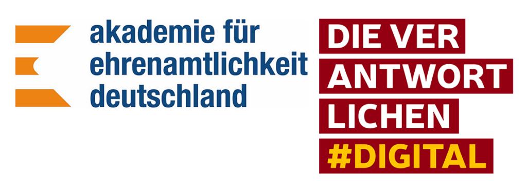 """Akademie für Ehrenamtlichkeit Deutschland & """"Die Verantwortlichen #digital"""""""